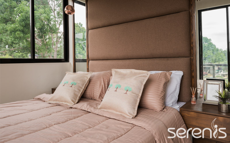 Single attached bedroom